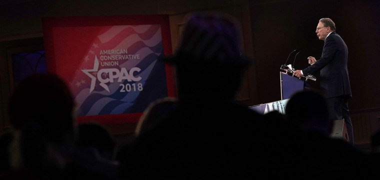 For conservatives at CPAC, the FBI is Public Enemy No. 1