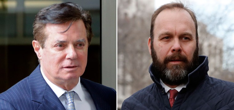 Mueller probe: Manafort hit with new charges after Gates pleads guilty