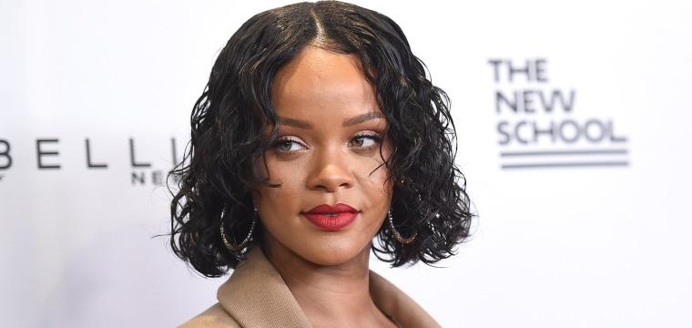 Snapchat under fire after hosting 'slap Rihanna' ad