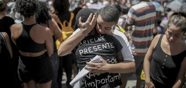 Brazen murder of Rio councilwoman shocks Brazil