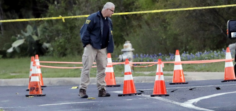Austin explosions: Police ask residents to stay inside