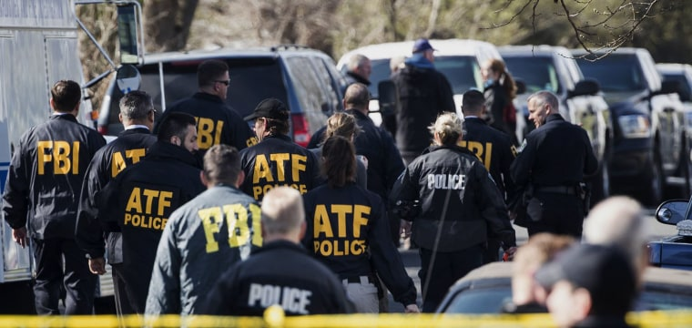Austin bombings suspect blows self up as SWAT team approached