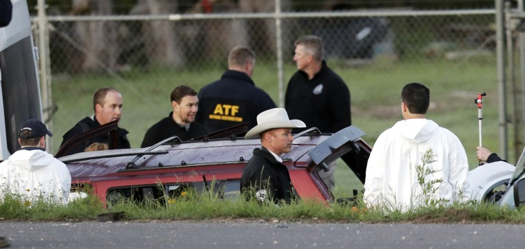 Austin bomb suspect Mark Anthony Conditt blows himself up as SWAT team approaches