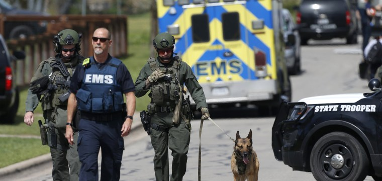 Trail to Austin bombing suspect combined high-tech and old-fashioned techniques