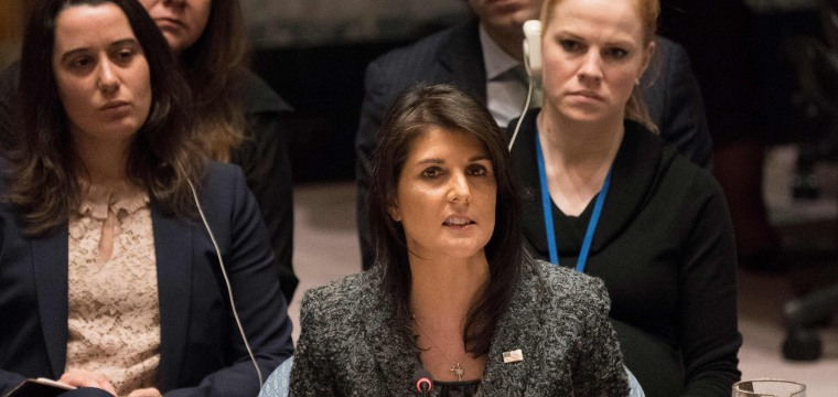 Larry Kudlow apologizes to Nikki Haley over Russia sanctions remark
