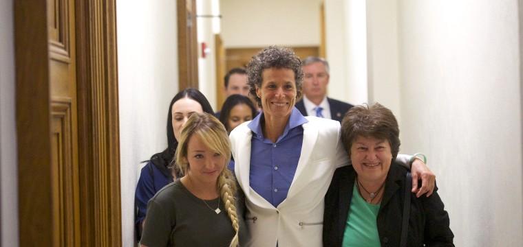 Cosby's accusers rejoice over guilty verdict in sexual assault retrial