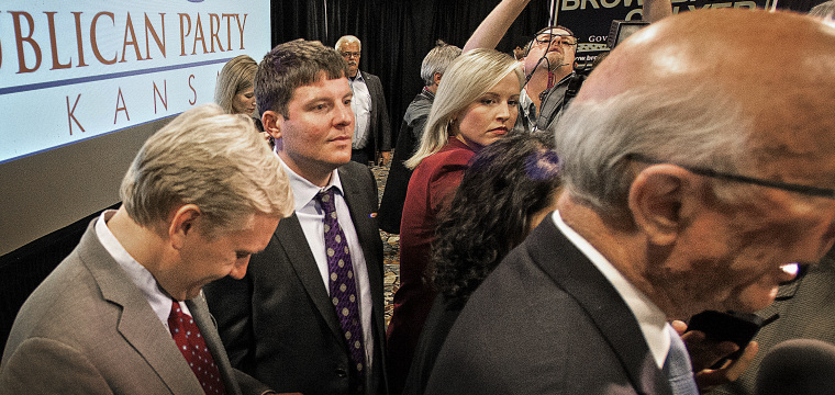 Could GOP hold the House? Corry Bliss says 'Yes'