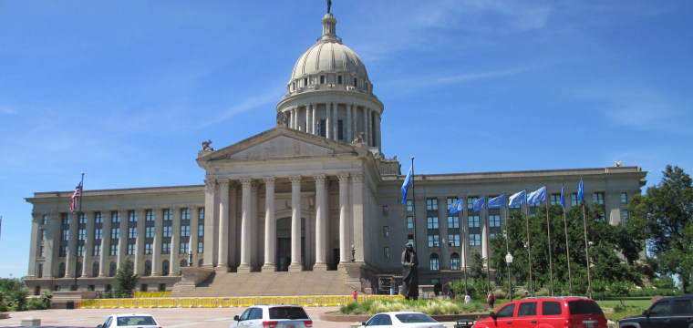 Oklahoma Adoption Bill That Could Discriminate Against Gay