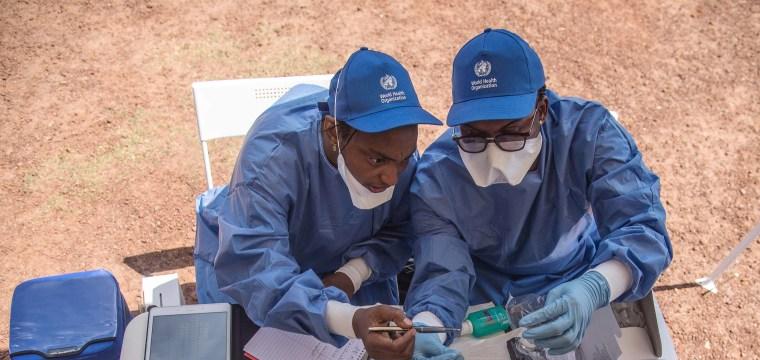 Where could Ebola spread?