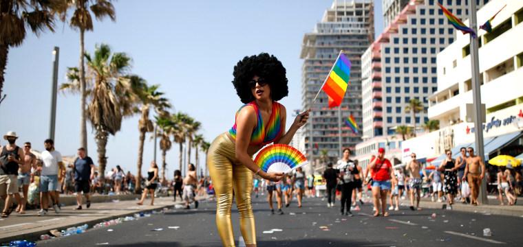 Pride illuminates acceptance across the globe