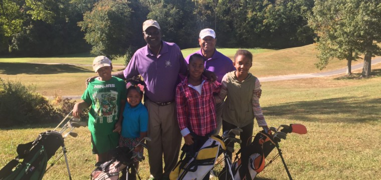 Foundation aims to steer black kids to the golf course