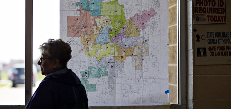 Supreme Court deals setback to political reformers trying to stop gerrymandering