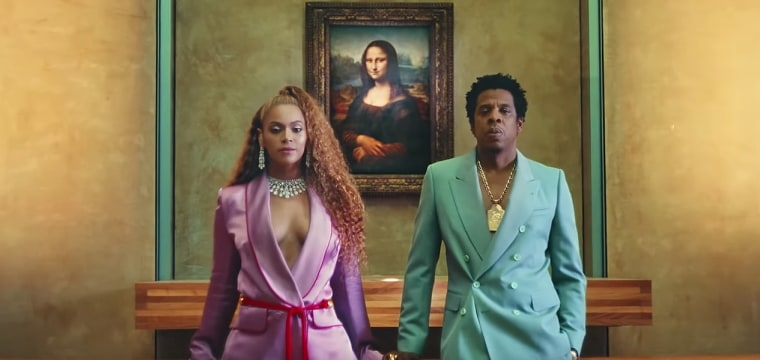 Beyoncé and Jay-Z's first 'Everything Is Love' music video is a powerful subversion of white spaces