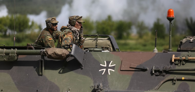 NATO focuses on speed in the Baltics amid worries over Russia