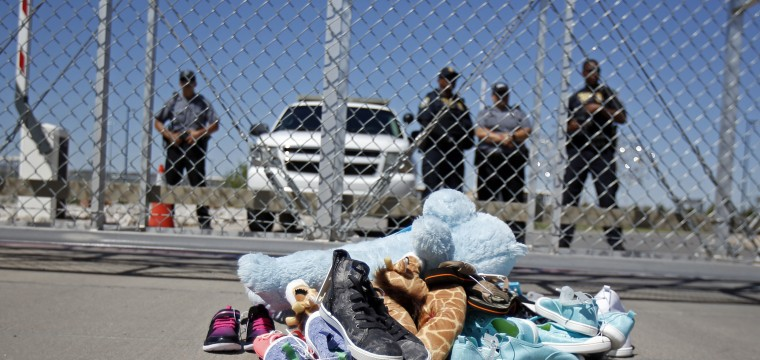 500 children separated from families have been reunited since May, officials claim