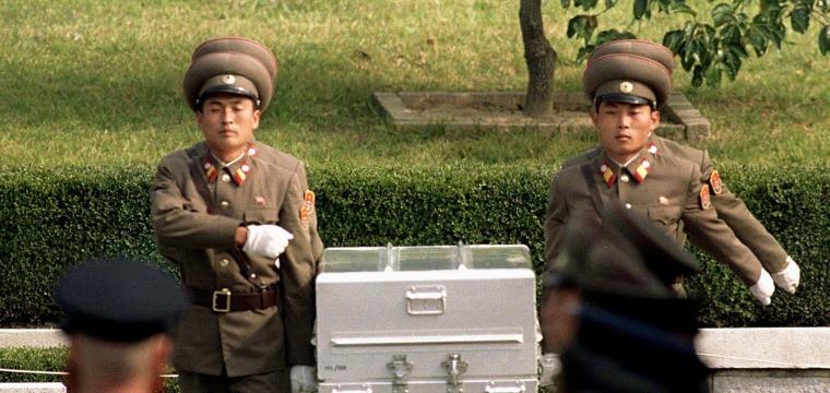 U.S. prepares for North Korea's return of American war remains