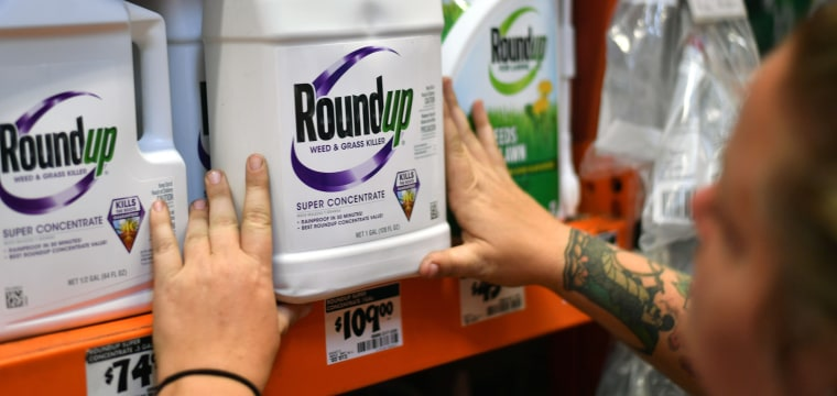 Weed killer in your cereal? Maybe, but don't panic