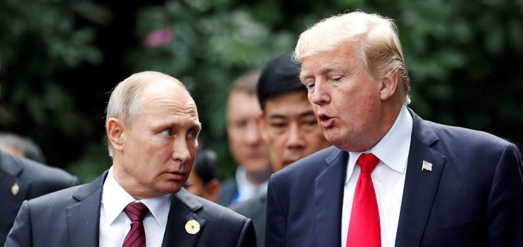 Trump-Putin: Questions abound ahead of Helsinki meeting