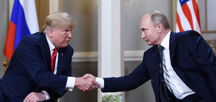 Nation's top intel official Coats says he wishes Trump hadn't met alone with Putin