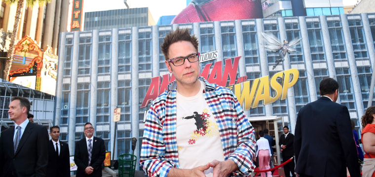 Disney boots director James Gunn from 'Guardians of the Galaxy 3' after tasteless tweets resurfaced