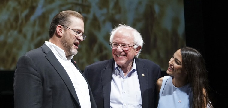 Sanders' wing of the party terrifies moderate Dems. Here's how they plan to stop it.