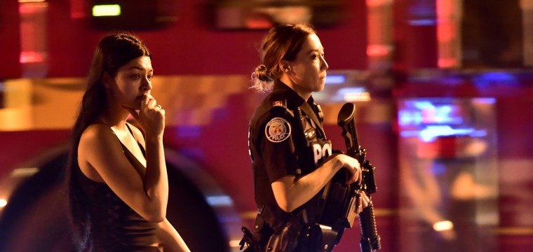Two dead, including gunman, after 15 people shot in downtown Toronto