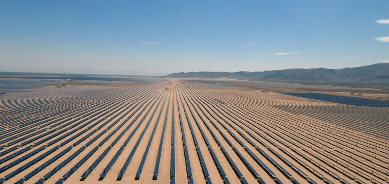 Supersized solar farms are sprouting around the world (and maybe in space, too)