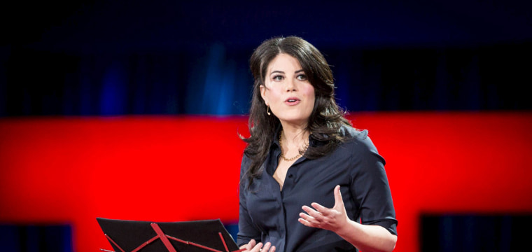 Monica Lewinsky says she wants to personally apologize to Hillary Clinton for 'how very sorry I am'