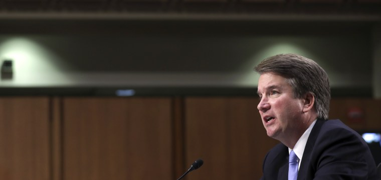 Monday's Kavanaugh-Ford hearing presents peril for both parties