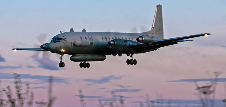 Russia's military blames Israel after Syrians shoot down plane