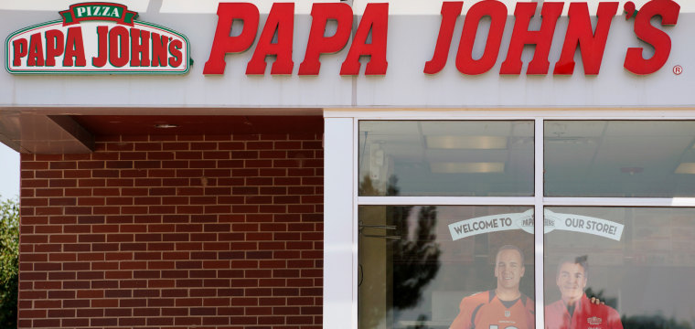 Papa John's new ads: John's out, diverse franchisees are in