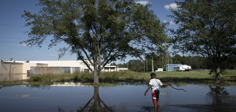 Pockets of hurricane-ravaged North Carolina face exhaustive recovery