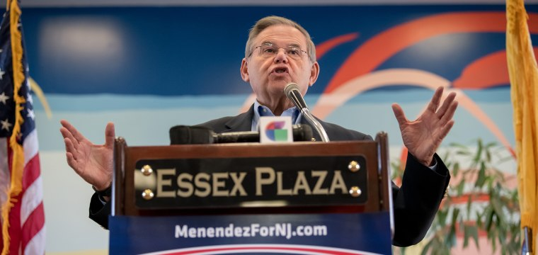 Hugin pounds rival Menendez with ethics charges in N.J. Senate contest