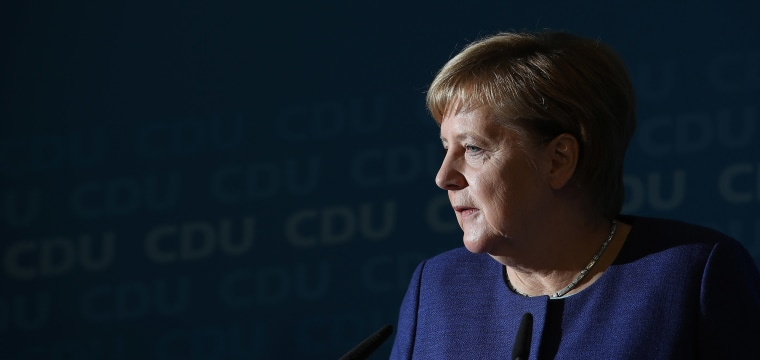 Angela Merkel's departure could quell the populists who forced her out
