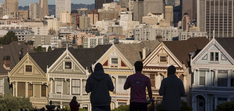 Rising home prices and interest rates squeeze all but the richest homebuyers