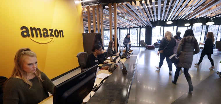 Helipads and airport lounges: The perks cities offered for Amazon's HQ2