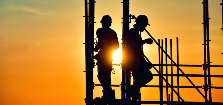 Construction workers lead in U.S. suicide rates, CDC finds