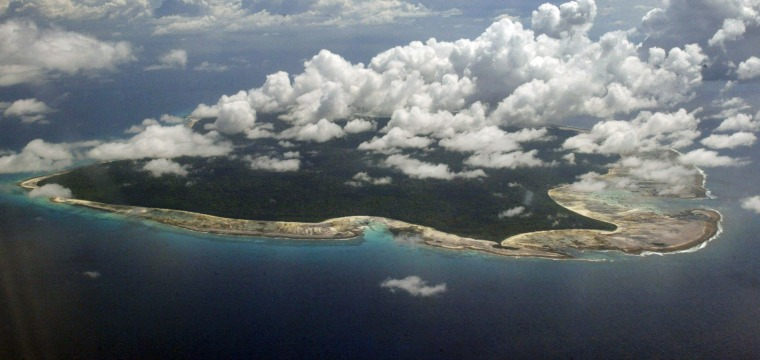 American killed by isolated tribe on India's North Sentinel Island, police say