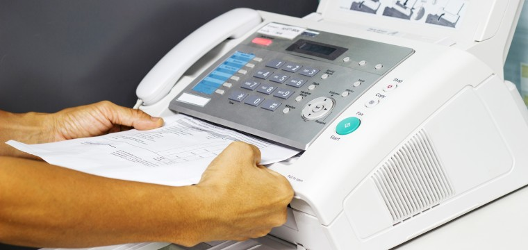 Britain just called fax machines 'archaic' and 'absurd' — so why are Americans still using them?