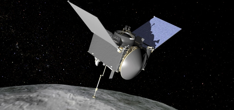 NASA's OSIRIS-REx spacecraft discovers water on asteroid Bennu. Here's why that's a big deal.