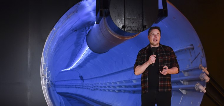 Elon Musk's Boring Company could be coming to Las Vegas