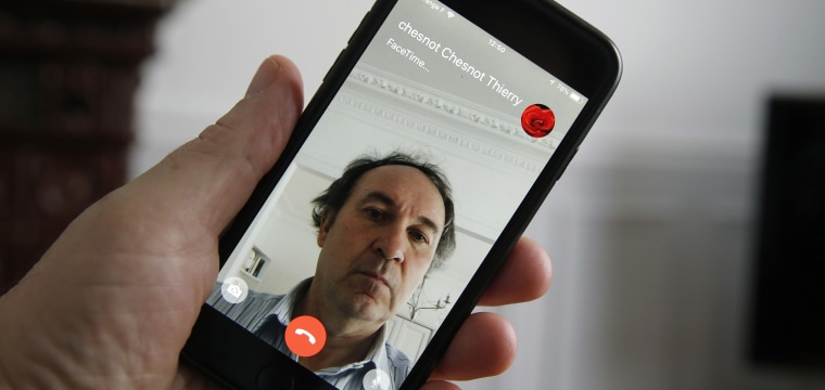 Apple says they've fixed FaceTime security bug