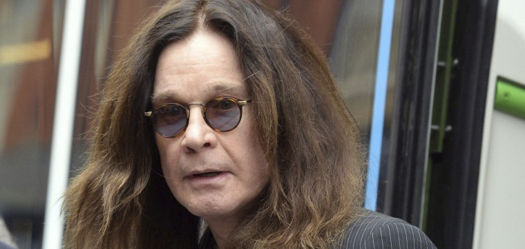 Ozzy Osbourne hospitalized over flu complications