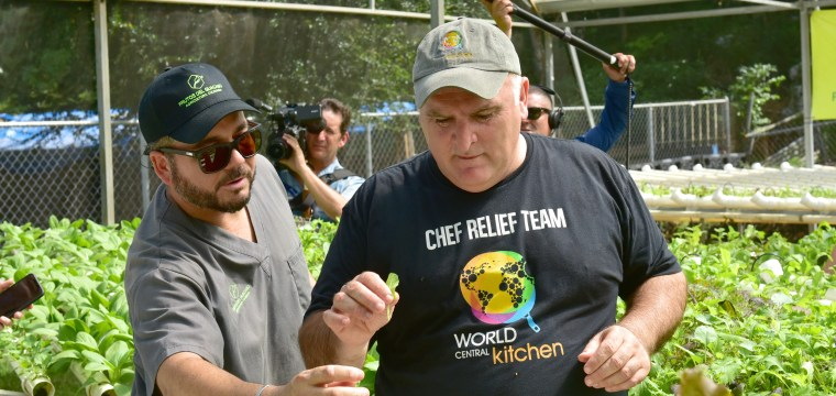 Chef José Andrés to receive prestigious Julia Child award
