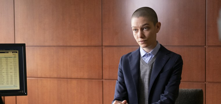 Nonbinary 'Billions' star Asia Kate Dillon won't be 'made precious'