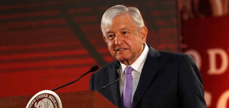 Mexico president López Obrador signs vow that he won't seek second term