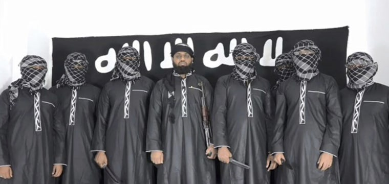 Sri Lanka investigates possible ISIS involvement in Easter Sunday bombings