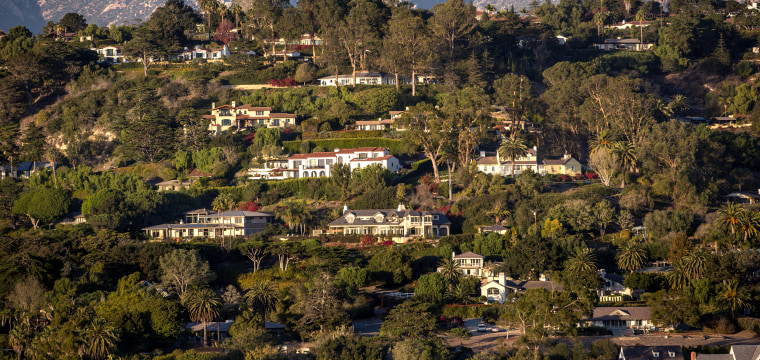 The real estate market is hot again — unless you're selling a luxury home