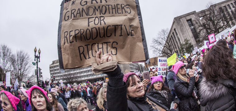 A call to action: Activists who fought for Roe v. Wade are back to fight for reproductive rights