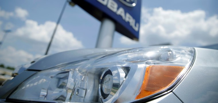 Subaru welding fail means brand-new cars need to be repaired or replaced
